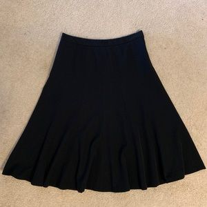 East 5th Black Skirt Full Size 8 Dressy
